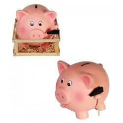 Tirelire Cochon Céramique XXL
