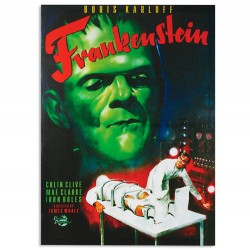 Affiche de Ciné Frankenstein