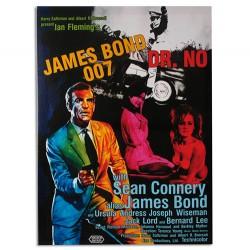 Affiche de Ciné James Bond 007 Dr. No