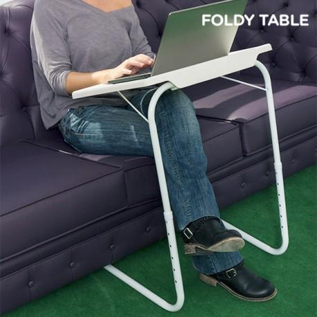Table Pliable Foldy Table