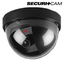 Fausse Caméra de Surveillance Dome Securitcam