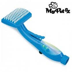 Douchette-Brosse pour Animaux Domestiques My Pet Brush