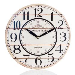Horloge Murale Remember Vintage Coconut