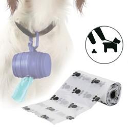 Sacs pour Déjections Canines (pack de 60)