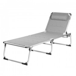 Chaise Longue Pliante Campart Travel BE0639