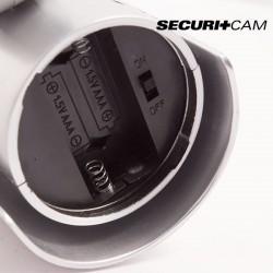 Fausse Caméra de Surveillance Securitcam M1000