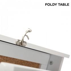 Bureau Mural Rabattable Foldy Table W