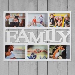 Porte-Photos Family (6 photos)