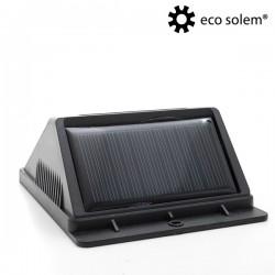 Éclairage Solaire avec Capteur de Mouvement Eco Solem
