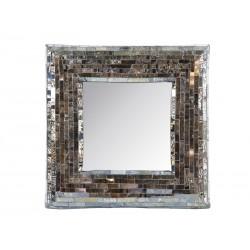 Miroir de coiffeuse mosaïque