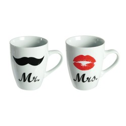 Tasses Mr & Mrs
