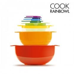 Ustensiles de Cuisine Cook Rainbowl