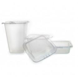 Récipients en Plastique (20 pièces)