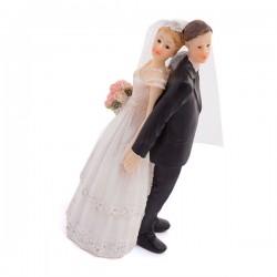 Figurine pour gâteau de mariage