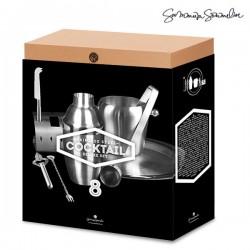 Coffret Cocktail Deluxe Summum Sommelier (8 pièces)
