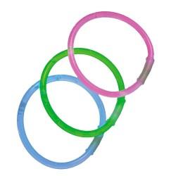 Bracelets Lumineux (lot de 3)