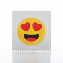 Préservatifs Émoticons (pack de 6)