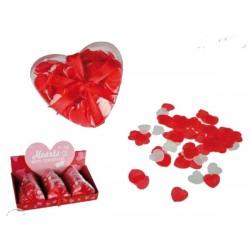 Confetti de Bain Grands Coeurs