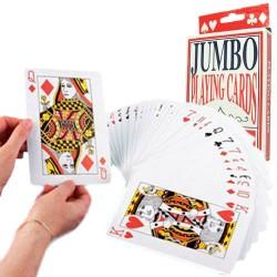 Cartes Poker Grand Format
