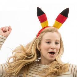 Serre-tête Drapeau de l'Allemagne