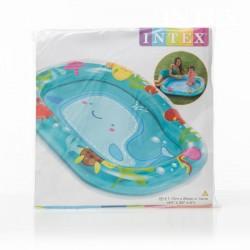 Piscine Gonflable Baleine Intex