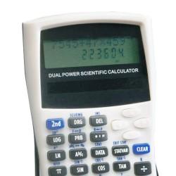 Calculatrice Scientifique Solaire