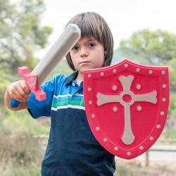 Epée et bouclier pour enfants