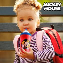 Gobelet avec Paille Mickey et Dingo