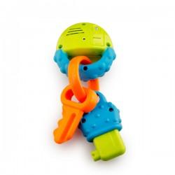 Hochet de Dentition Sonore pour Bébés