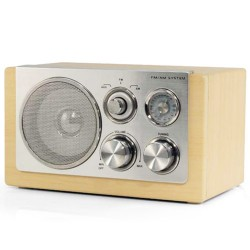 Radio Rétro Audiosonic RD1540
