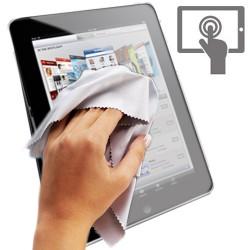 Torchon Microfibre pour Écrans Tactiles (pack de 2)