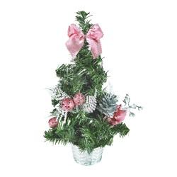 Petit Sapin de Noël avec Décorations