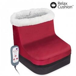 Coussin Massant et Chauffant pour les Pieds Relax Cushion
