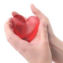 Chauffe Mains en forme Coeur