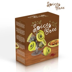 Porte-Épices Spices Tree