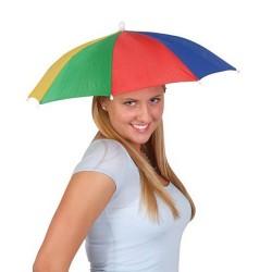 Chapeau-Parapluie Multicolore