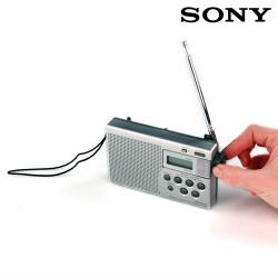 Radio Numérique Portable Sony ICFM260