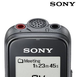 Dictaphone Numérique Sony ICDPX333