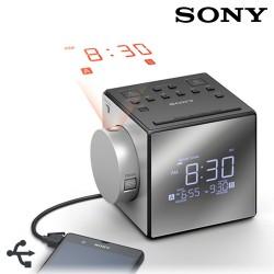 Radioréveil Projecteur Sony ICFC1PJ
