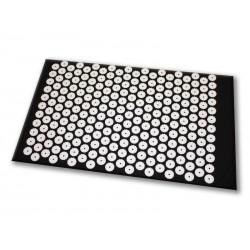 Tapis d\'acupression Shanti (65 x 41 cm. Noir)