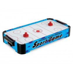 Table de Air hockey 69cm (White/Blue Edition)