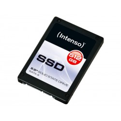 SSD Intenso 2.5 pouces 512GB SATA III Top