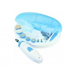 Set manicure-pédicure Clatronic MPS 2681 (blanc-bleu)