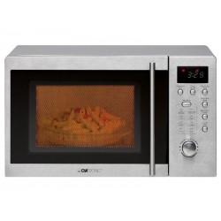 Micro-ondes 20 L avec grill Clatronic MWG 778 U - inox