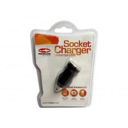 Chargeur allume-cigare USB universel Reekin