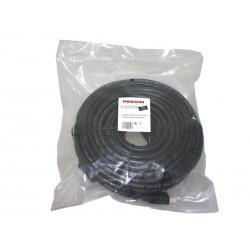 HDMI HighSpeed 3D avec Ethernet et noyau de ferrite FULL HD (20 Metre)