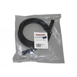 Câble HDMI High Speed 3D avec Ethernet FULL HD (2 Metre)