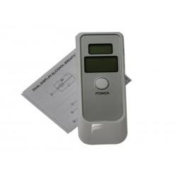 Alcotest numérique LCD avec horloge (6389)