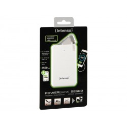 Intenso Powerbank S2500 Rechargeable Battery 2500mAh (white)