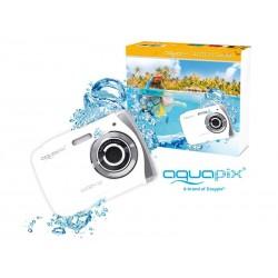Easypix W1024 Splash Unterwasserkamera (Weiß/White)